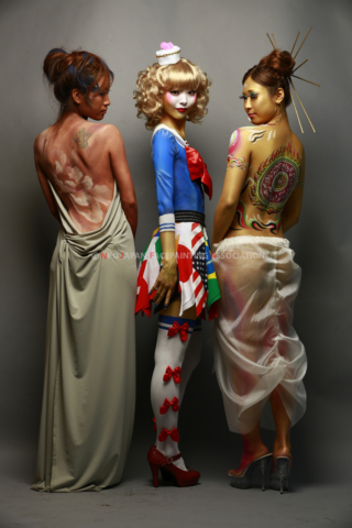 Body Decoration Art Show 2013