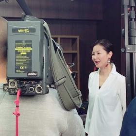 読売テレビ「大阪ほんわかテレビ」ボディペインティング出演の画像